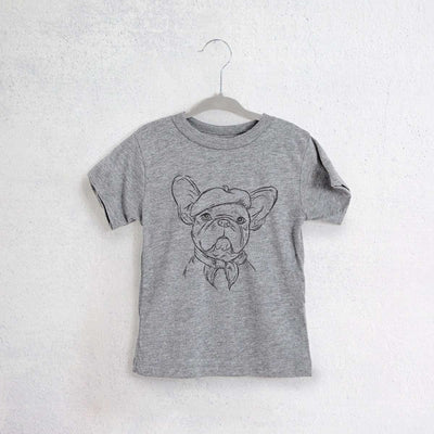 Pierre the French Bulldog - Kids/Youth/Toddler Shirt