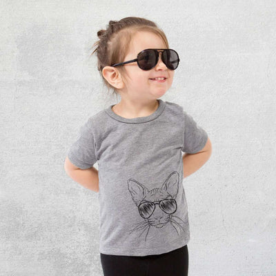 Sammy the Sphinx Cat - Kids/Youth/Toddler Shirt