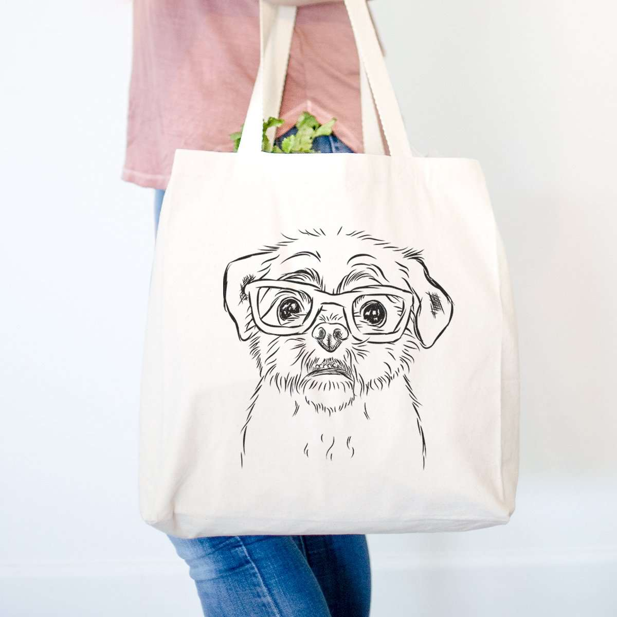 Smash the Shih Tzu - Tote
