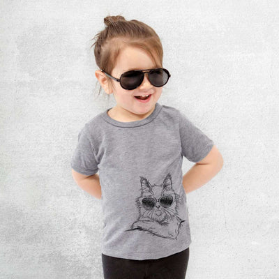 Ginger the Maine Coon - Kids/Youth/Toddler Shirt