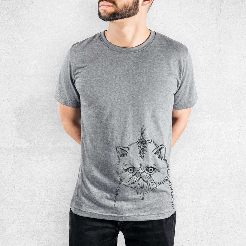 Punky the Persian - Tri-Blend Unisex Crew