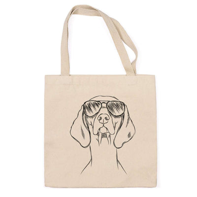 Sawyer the Vizsla - Tote