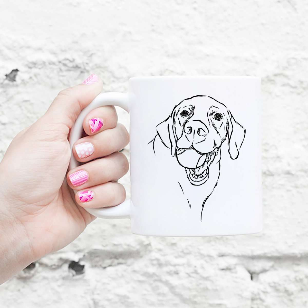 Bailey - Lab - Mug