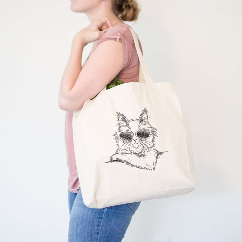 Ginger the Maine Coon - Tote Bag