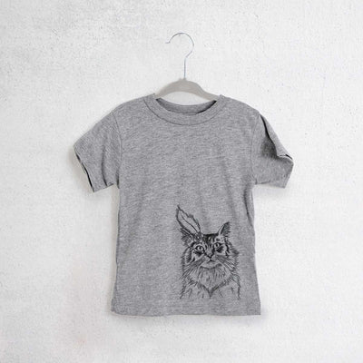 Chloe the Tabby Cat - Kids/Youth/Toddler Shirt