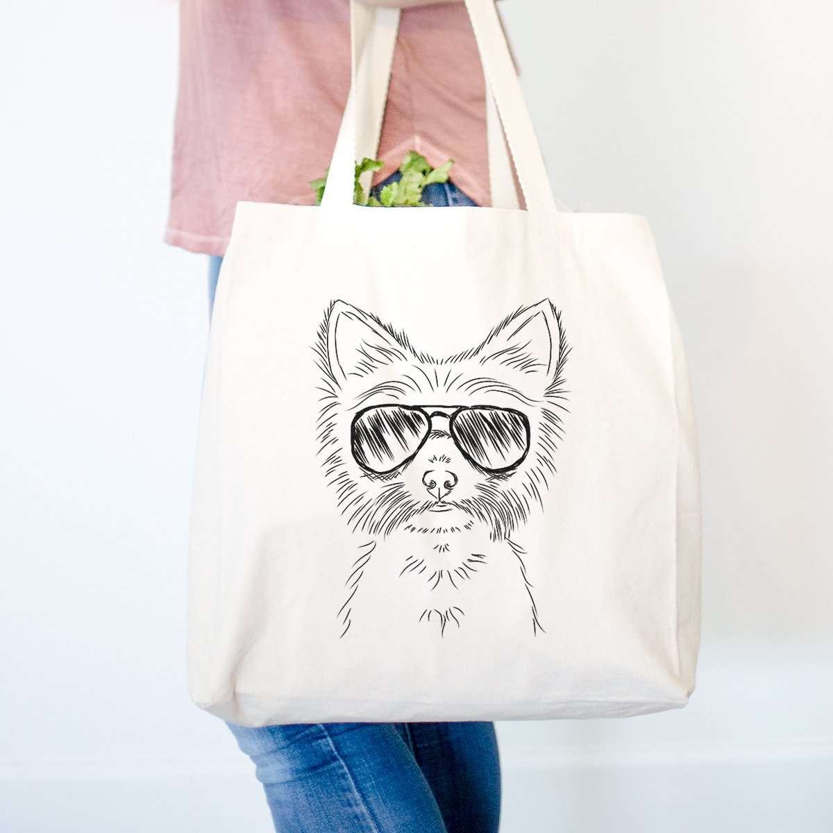Farva the Yorkie - Tote