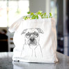 Abby the Boxer Beagle Mix - Tote Bag