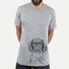 Almond the Wirehaired Dachshund - Unisex Crewneck