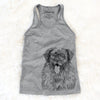 Bamboo the Leonberger - Racerback Tank Top