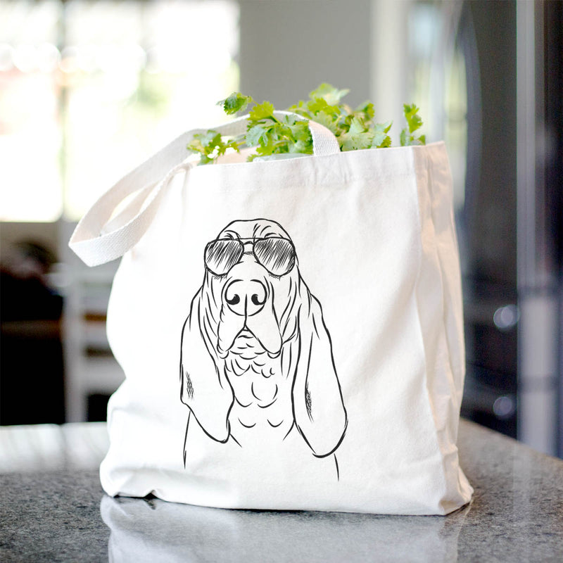 Baron the Bloodhound - Tote Bag