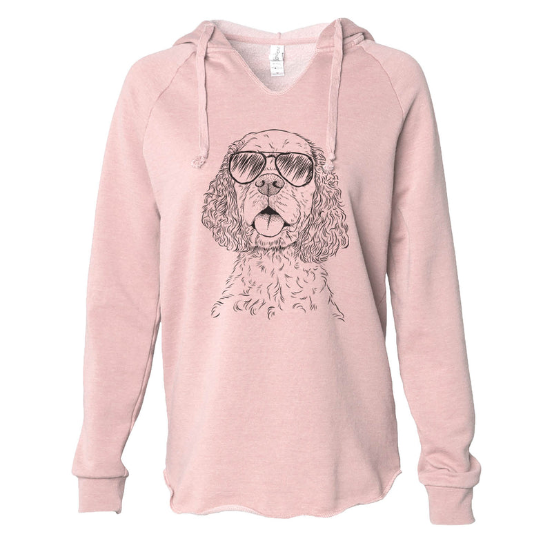 Big Grey Owned A Cocker Spaniel Tee Shirt Sweatshirt Hoodie