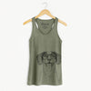 Birdie the Brittany - Racerback Tank Top