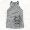 Daisy May the Silky Terrier - Racerback Tank Top