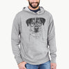 Gertrude the Mixed Breed - French Terry Hooded Sweatshirt