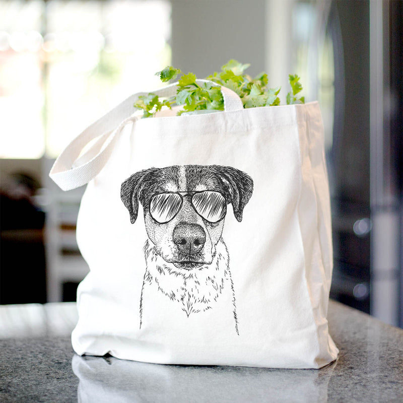 Gertrude the Mixed Breed - Tote Bag