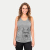 Grace the German Shepherd - Racerback Tank Top