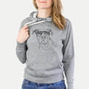 Gummy the Pitbull - French Terry Hooded Sweatshirt