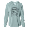 Gunner the Mixed Breed - Cali Wave Hooded Sweatshirt