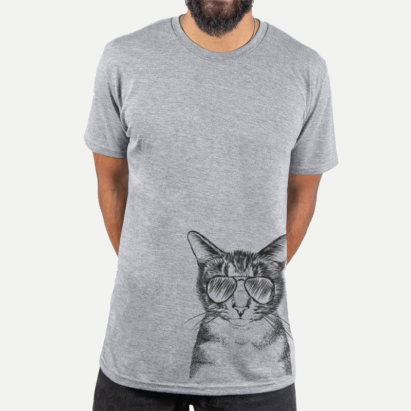 Hobbes the Tabby Cat - Unisex Crewneck