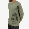 Hutch the English Setter - Long Sleeve Crewneck