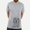Jake-aroni the Golden Retriever - Unisex Crewneck