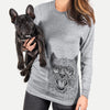 Jeff the Cairn Terrier - Long Sleeve Crewneck