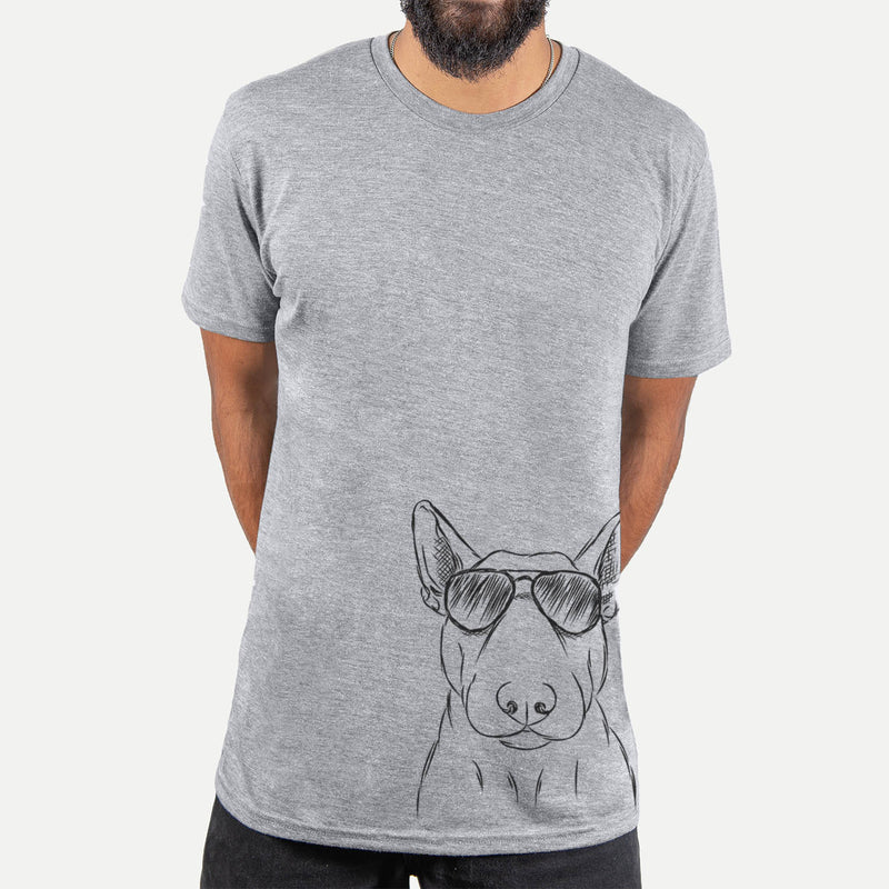 Jett the Bull Terrier - Unisex Crewneck