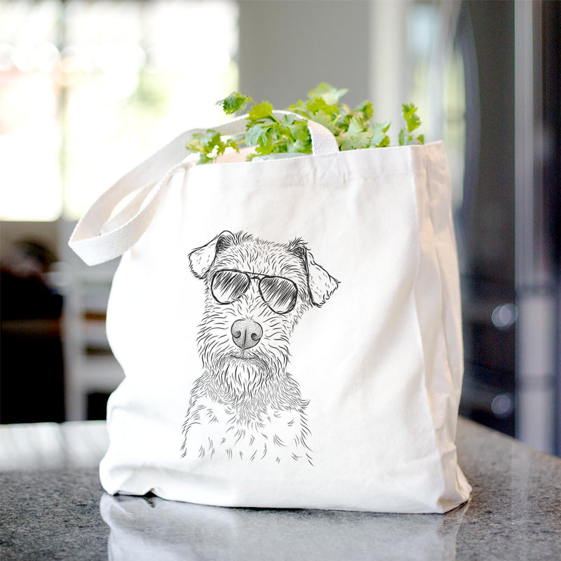 Kiara the Welsh Terrier - Tote Bag
