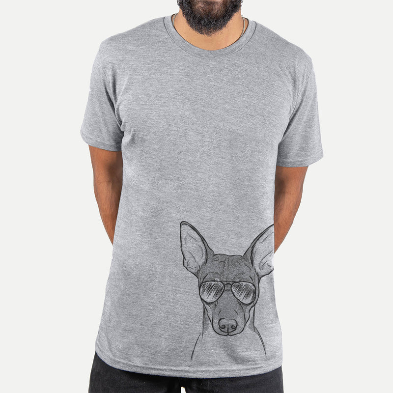 Knox the Rat Terrier - Unisex Crewneck