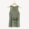 Kozmo the Jack Russell Terrier - Racerback Tank Top