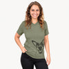 Kylo the Mixed Breed - Unisex V-Neck Shirt