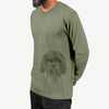 Lane the Lhasa Apso - Long Sleeve Crewneck