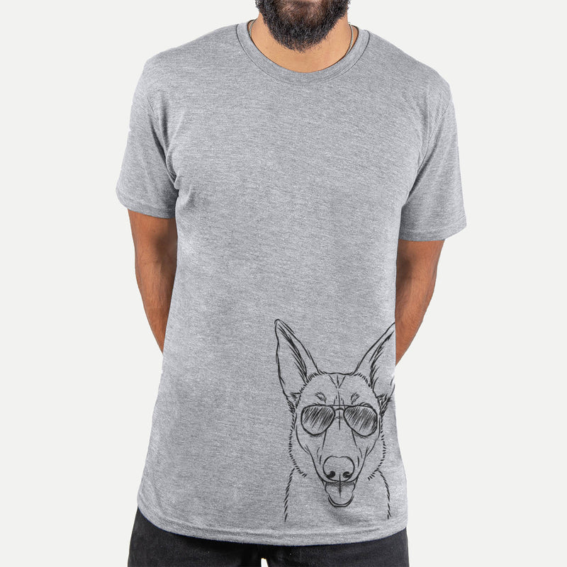 Lyric the Belgian Malinois - Unisex Crewneck