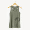 Opie the Foxhound - Racerback Tank Top