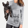 Oswald the Scottish Terrier - Long Sleeve Crewneck