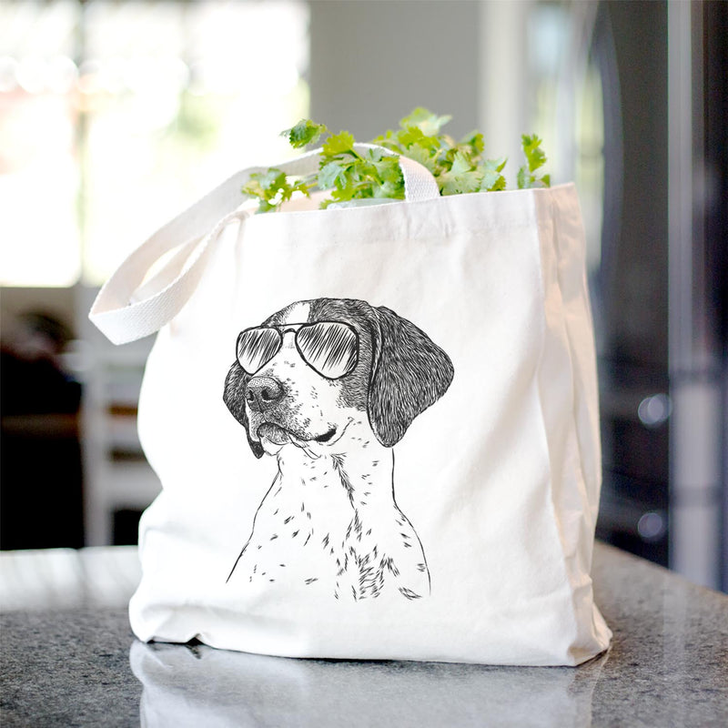 Payton the Mixed Breed - Tote Bag