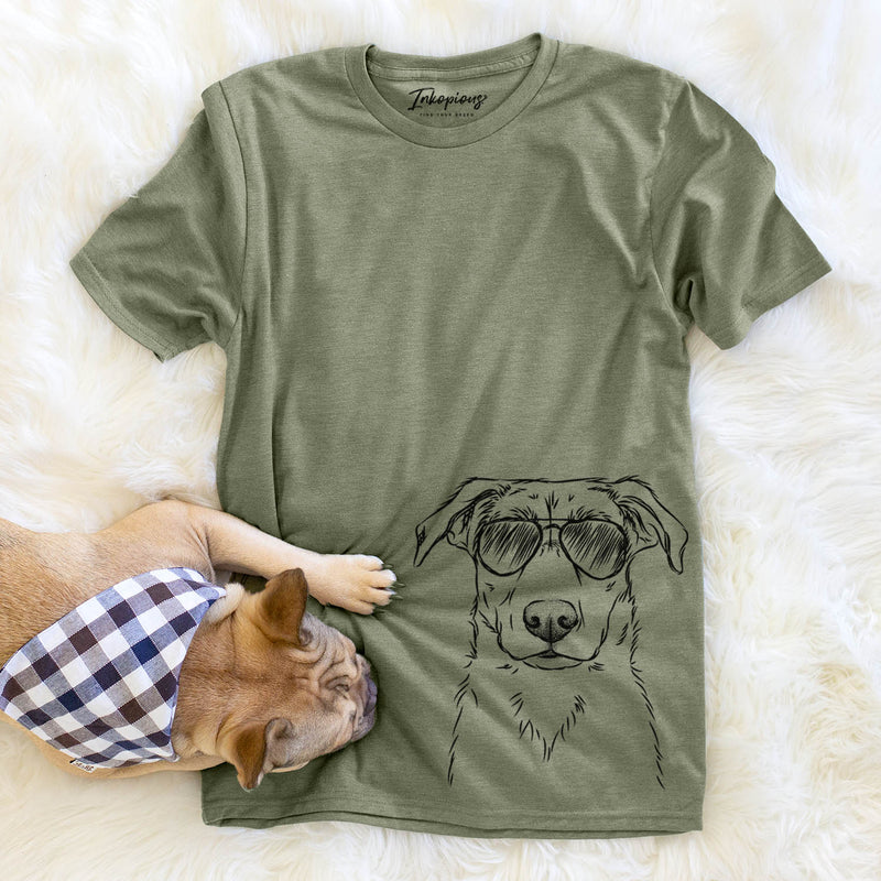 Peanut the Lab Mix - Unisex Crewneck