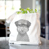 Pretzel the Schnoodle - Tote Bag