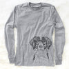 Remi the Brittany - Long Sleeve Crewneck
