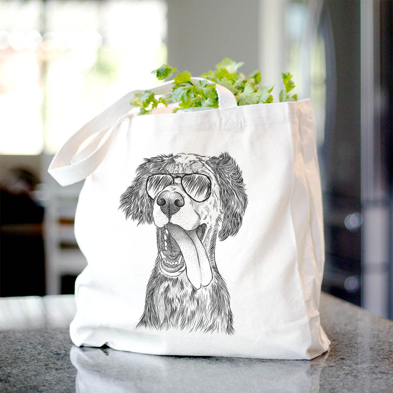 Renly the English Setter - Tote Bag