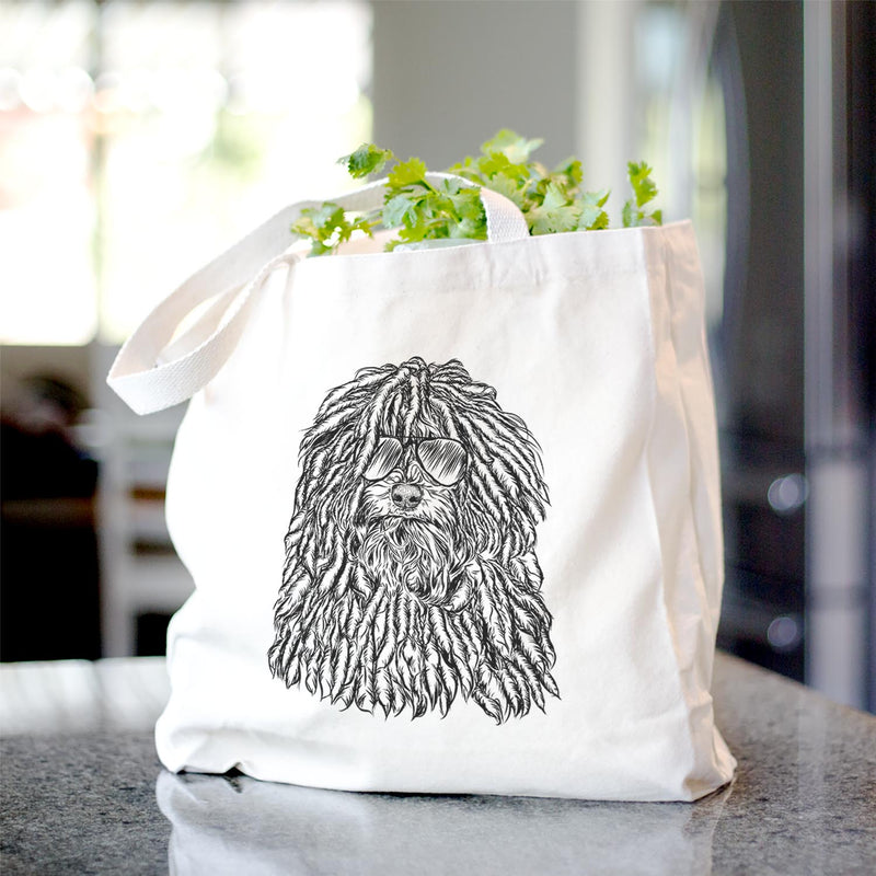 Rezi the Puli - Tote Bag