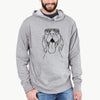 Rhys the Vizsla - French Terry Hooded Sweatshirt