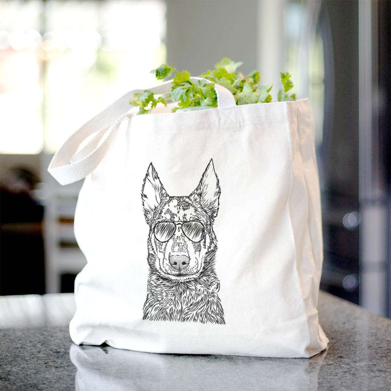 Riggs the Beauceron - Tote Bag