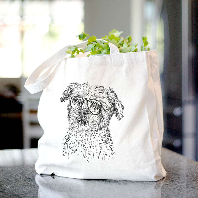 Roxie the Schnauzer Shih Tzu Mix - Tote Bag