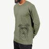 Ruxtin the Mixed Breed - Long Sleeve Crewneck