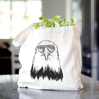Sam the Bald Eagle - Tote Bag