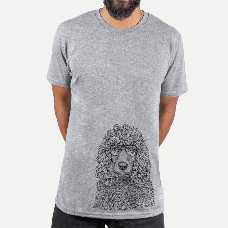 Shilo the Irish Water Spaniel - Unisex Crewneck