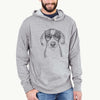 SophiePea the Mixed Breed - French Terry Hooded Sweatshirt