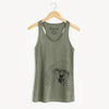 SuperJoey the Toy Poodle - Racerback Tank Top