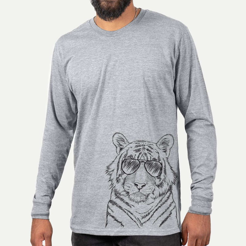 Wayne the Bengal Tiger - Long Sleeve Crewneck